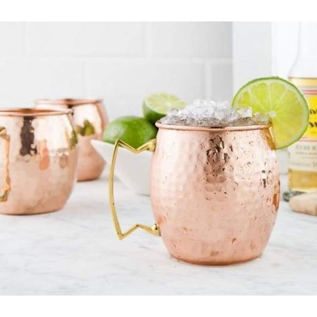 Hammered Moscow Mule Mug - Kitchen Gadgets
