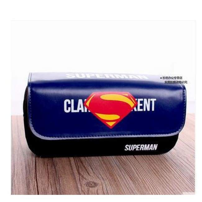 Heroes Series Pencil Case - As The Picture - Pencil Case