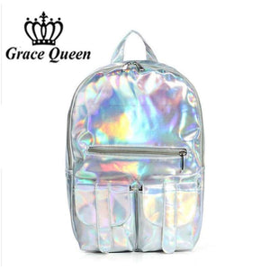 Hologram Laser Backpack - Backpack
