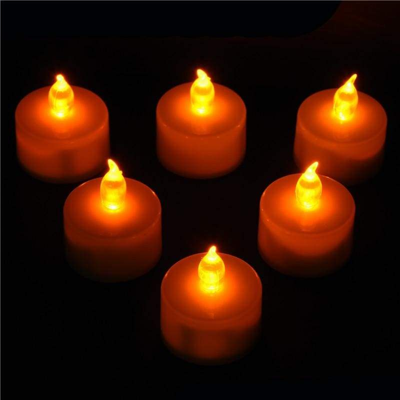Home Decor Candles-6Pcs /set - Electric Candles