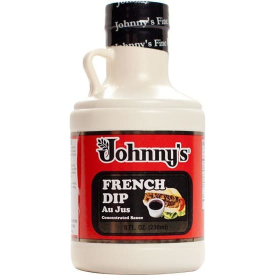 Johnnys French Dip Au Jus Concentrated Sauce - 8 Fl Oz - Sauces