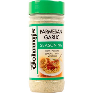 Johnnys Garlic Spread Seasoning 10 Ounce - Spices Seasonings & Extracts