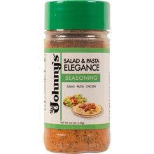 Load image into Gallery viewer, Johnnys Salad & Pasta Elegance 5.5-Ounce - Spices Seasonings & Extracts
