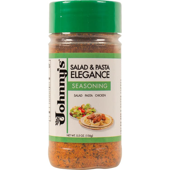 Johnnys Salad & Pasta Elegance 5.5-Ounce - Spices Seasonings & Extracts