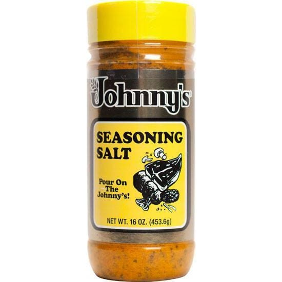 Johnnys Seasoning Salt 16 Oz - Spices Seasonings & Extracts