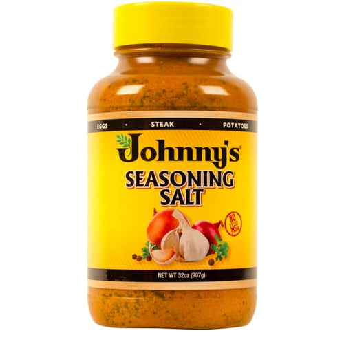 Johnnys Seasoning Salt 32-Ounce - Spices Seasonings & Extracts