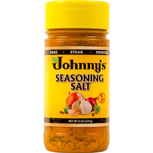 Johnnys Seasoning Salt 8.5 Ounce - Spices Seasonings & Extracts
