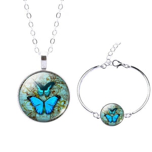 Life Tree Christmas Gift - Set0063 - Jewelry Set