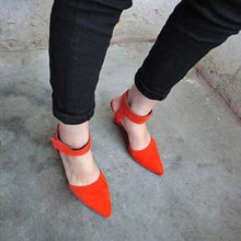 Load image into Gallery viewer, New Fashion Wedges Sandals - Orange / 5 - Sandals