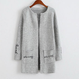 Printed Cardigan - 2 / One Size - Cardigan