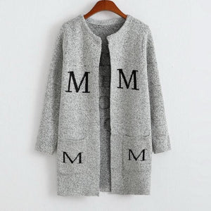 Printed Cardigan - 3 / One Size - Cardigan