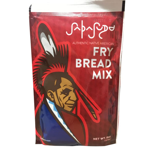 Red Corn Native Foods Authentic Ha-pah-shu-tse Fry Bread Mix - 2 pack - Bread
