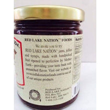 Load image into Gallery viewer, Red Lake Nation Wild Chokecherry Jelly - Honey Syrup & Sweeteners