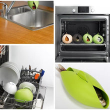 Load image into Gallery viewer, Silicone Fish Steamer Cooker
