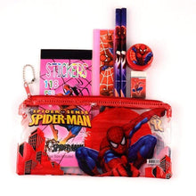 Load image into Gallery viewer, Spider-Man Pencil Case Set - Set Pencil Case