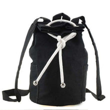 Load image into Gallery viewer, Sport Bag Backpack - Black Backpack / China - Backpack