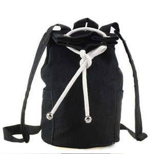 Sport Bag Backpack - Black Backpack / China - Backpack
