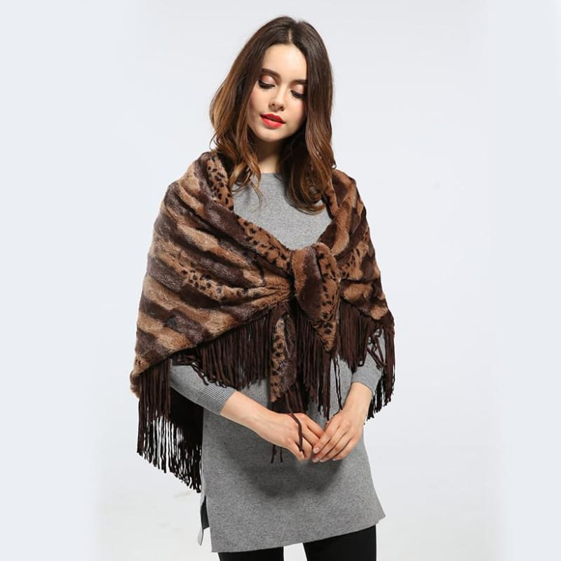 Top Quality Cashmere Winter Shawl - Shawls