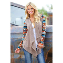 Load image into Gallery viewer, Trendy Knitted Long Cardigan - Cardigan