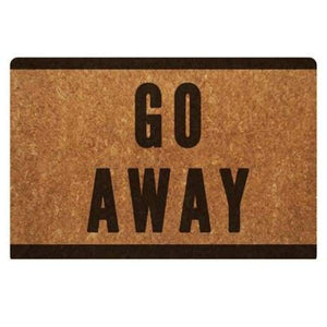Unwelcome Home Anti-Slip Mats - D1173 / 400Mmx600Mm - Home Decor