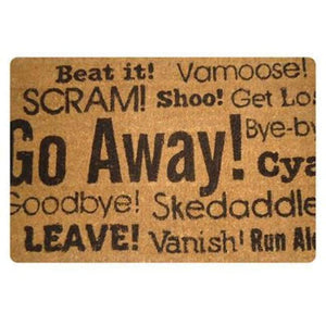 Unwelcome Home Anti-Slip Mats - D1174 / 400Mmx600Mm - Home Decor