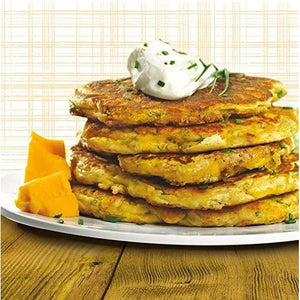 Urban Accents Potato Cheddar and Chive Flapjack Pancake and Waffle Mix - Pancake and Waffle Mix