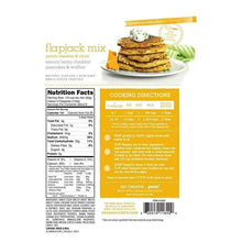 Load image into Gallery viewer, Urban Accents Potato Cheddar and Chive Flapjack Pancake and Waffle Mix - Pancake and Waffle Mix