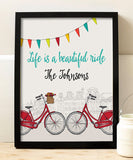 Beautiful Ride Print - Hypolita Co.
