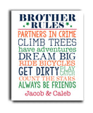 Brothers Print - Hypolita Co.