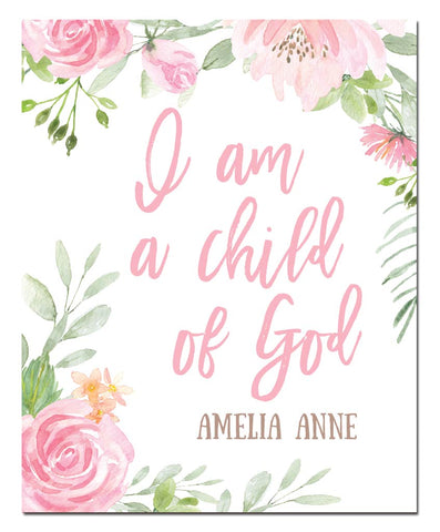 Child of God Print - Hypolita Co.