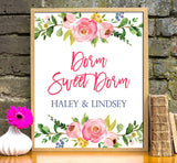 Dorm Sweet Dorm Print - Hypolita Co.