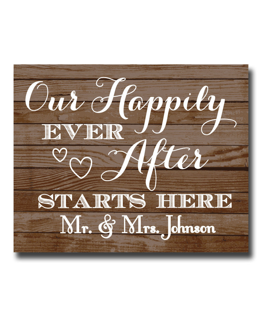 Happily Ever After Print - Hypolita Co.