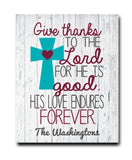 Give Thanks Print - Hypolita Co.