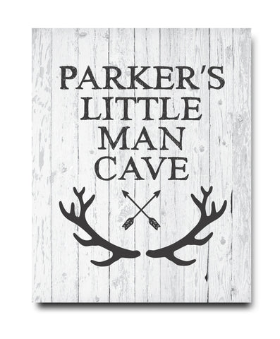 Little Man Cave Print - Hypolita Co.