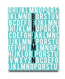 Modern Name Collage Print - Hypolita Co.