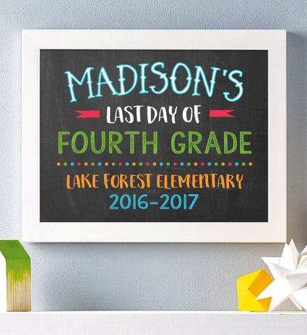 Last Day of School Digital Download