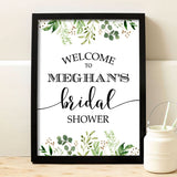 Copy of Bridal Shower Welcome Print - Hypolita Co.