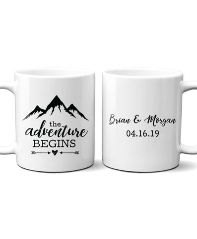 Personalized Couple Mug - Hypolita Co.