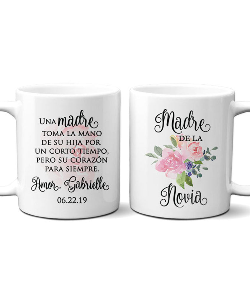 Madre de la Novia Wedding Mug - Hypolita Co.