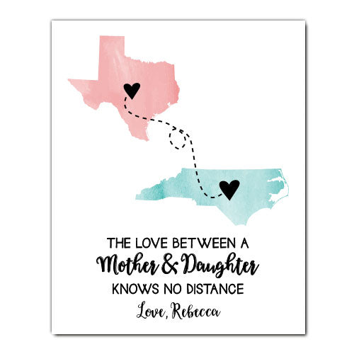 Mother Two State Print - Hypolita Co.