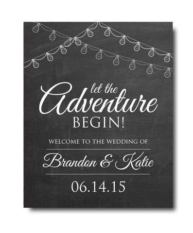 Adventure Begin Print - Hypolita Co.