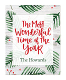 Wonderful Time of the Year Print - Hypolita Co.