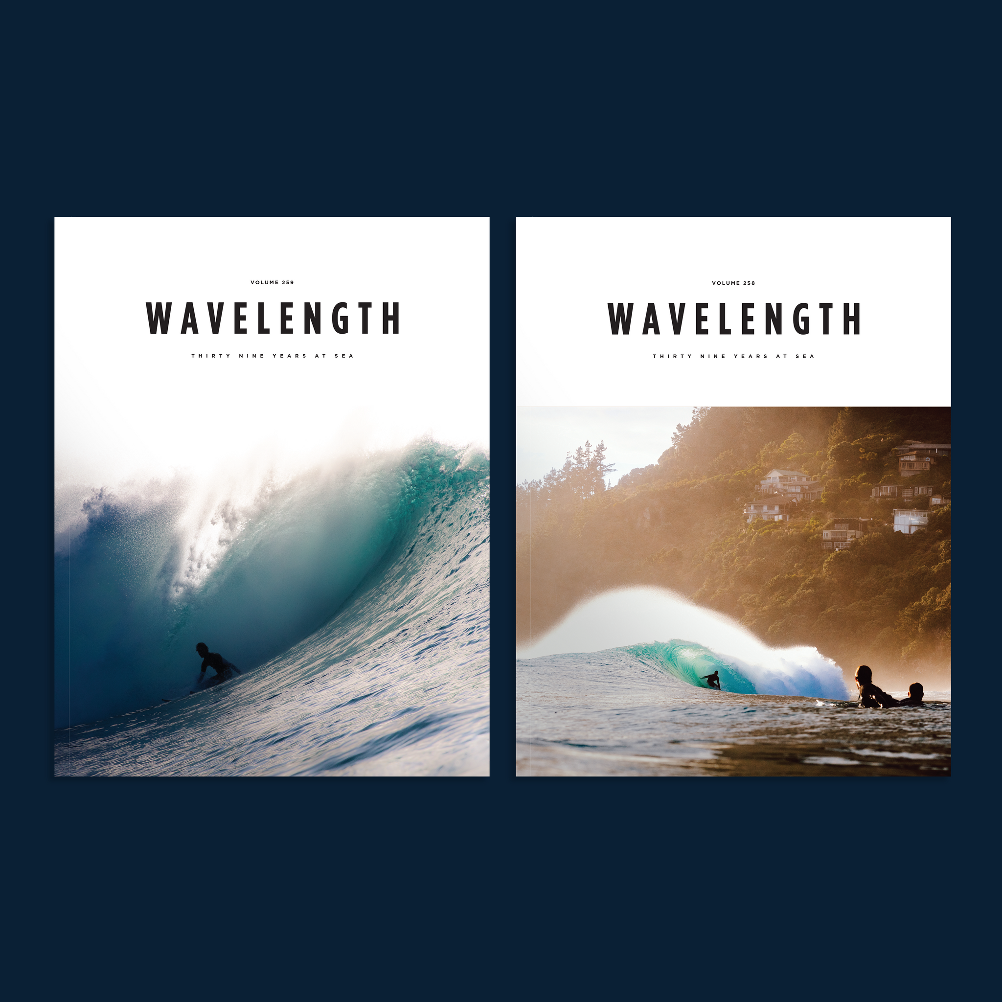 Wavelength Magazine - Wholesale (100 Magazines)