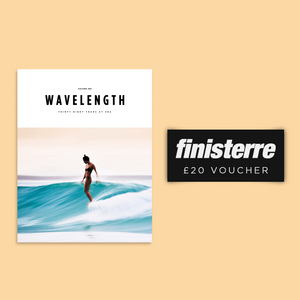 Annual Subscription PLUS £20 Finisterre Voucher