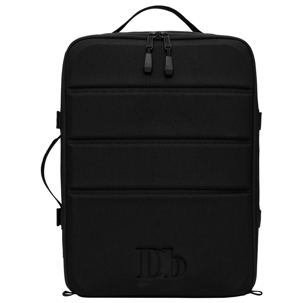 DB 'The CIA Pro -10.2L - Black (Camera insert for Backpack Pro)