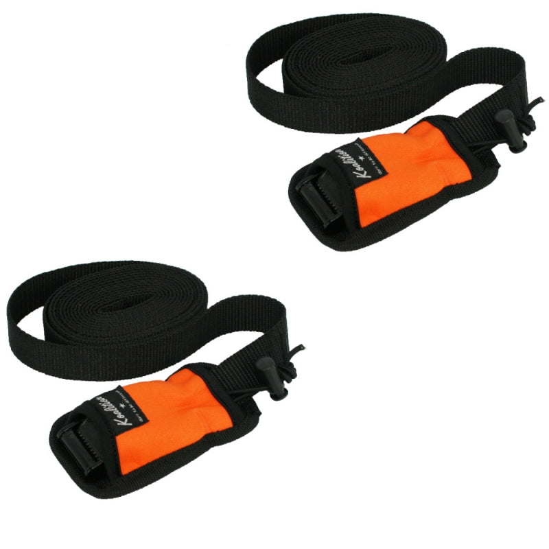 Koalition Tie Down Straps - 4.5m / 15ft