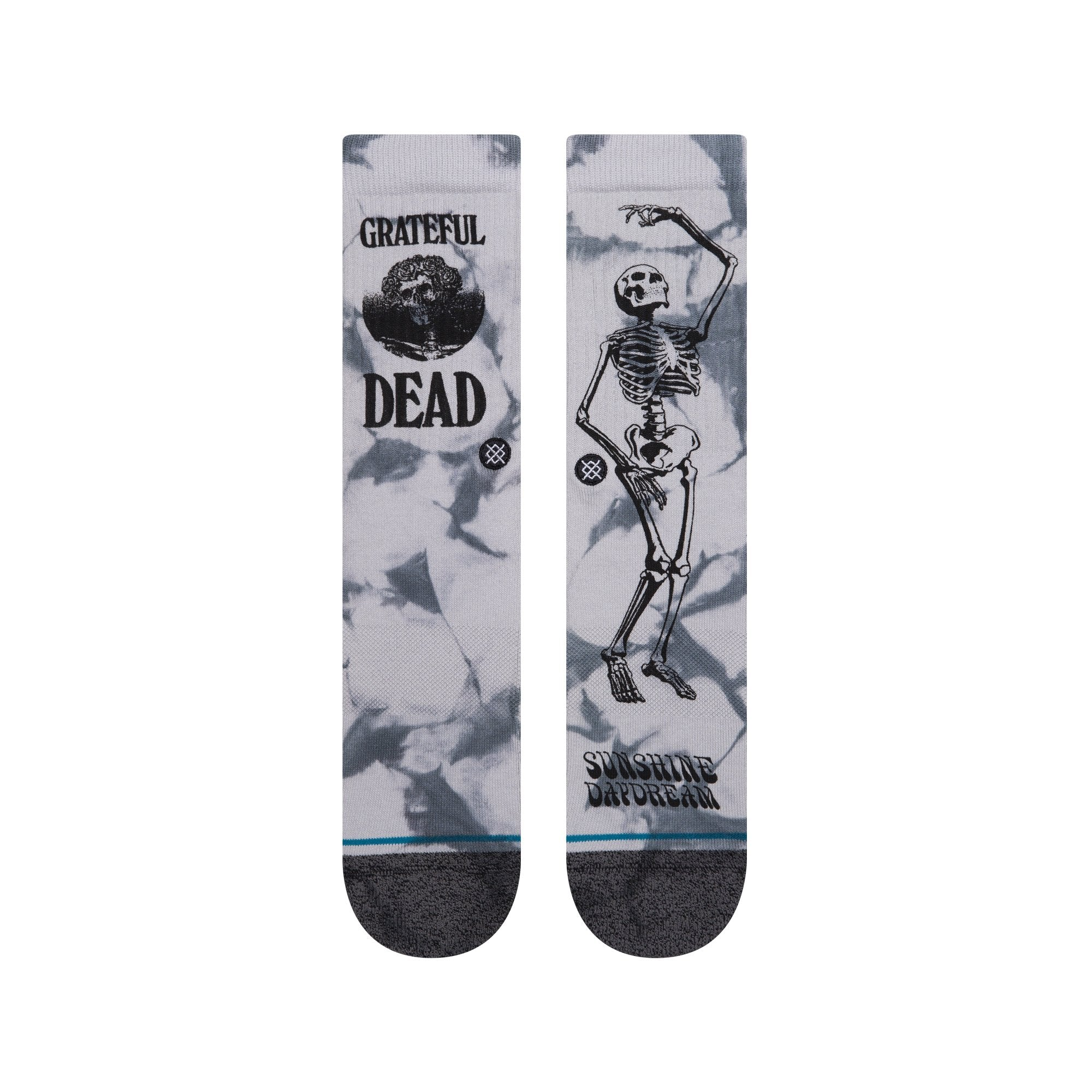 Stance X Grateful Dead Good Ol Grateful Dead Crew Socks