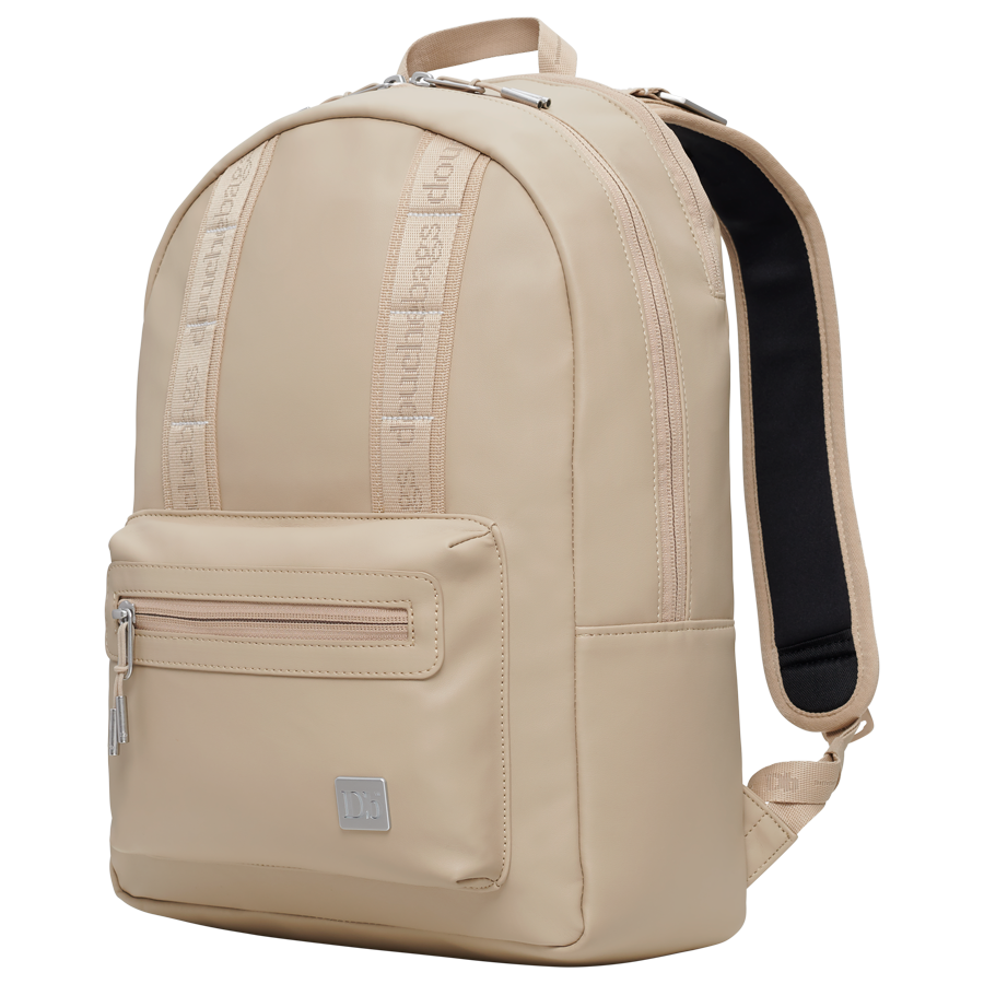 The Avenue - Street Pack - Desert Khaki Leather 16L