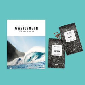 Wavelength X Origin - Annual Subscription