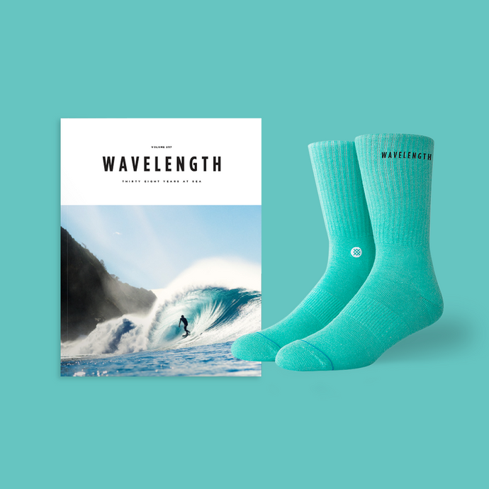 Wavelength X Stance - Annual Subscription